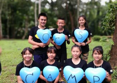 OCS Camp 2017